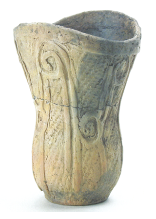 3_縄文中期小型深鉢